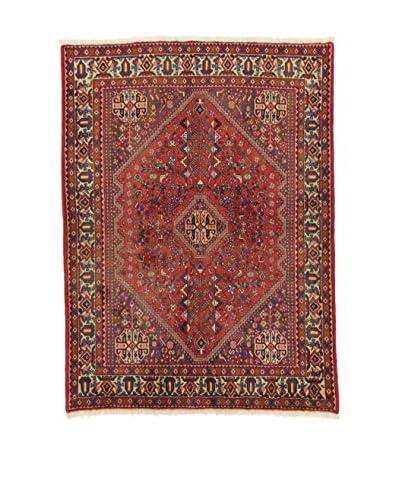 L'Eden del Tappeto Alfombra Abadeh Rojo 204t x t152 cm