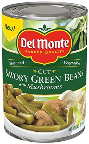 del-monte-savory-cut-green-beans-with-mushrooms-145oz-can-pack-of-12