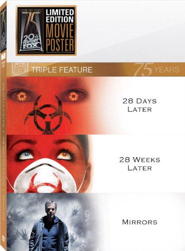 28 Days Later / 28 Weeks Later / Mirrors (20Th Century Fox 75Th Anniversary Triple Feature)