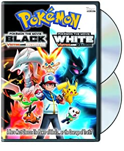 Pokemon Movie 14 Black & White