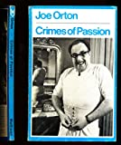 Crimes of Passion (0416483607) by Orton, Joe