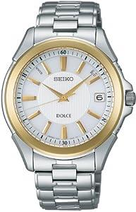 SEIKO DOLCE (SADZ150) Solar radio Titanium Watch