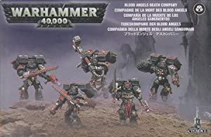 Warhammer 40,000 Blood Angels Death Company (5 Figures)