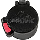 Butler Creek Flip-Open Eyepiece Scope Cover, Size 17 (1.675-Inch, 42.5mm)