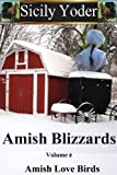 img - for Amish Blizzards: Volume Six: Amish Love Birds (An Amish Romance, Christian Fiction Continuing Series) book / textbook / text book