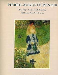 Pierre auguste renoir paintings pastels and for Renoir maison classique