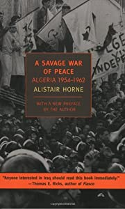 Image of A Savage War of Peace: Algeria 1954-1962 (New York Review Books Classics)