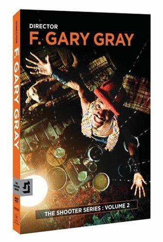 F Gary Gray: Shooter Series 2 [DVD] [Import]