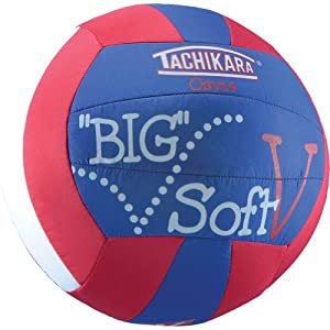 Buy Tachikara Soft-V Oversize Volleyball by Tachikara