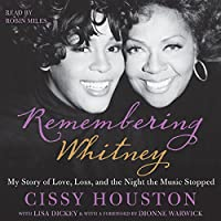 Remembering Whitney audio book