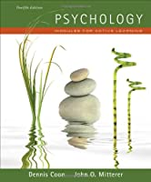 Psychology: Modules for Active Learning (with Concept Modules with Note-Taking and Practice Exams Booklet)