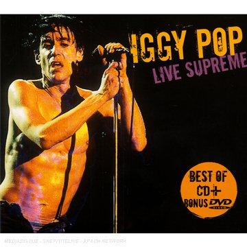 Iggy Pop - Live Supreme - Zortam Music
