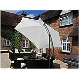 Prince Canopy Garden Furniture 3 Metre Free-Standing Parasol