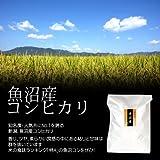 【恵方巻がおいしくできるお米】魚沼産コシヒカリ 白米(精米) 2kg 平成25年産