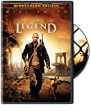 Cover art for  I Am Legend (Widescreen Single-Disc Edition)