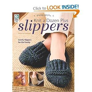 Knit a Dozen Plus Slippers - Amy Polcyn