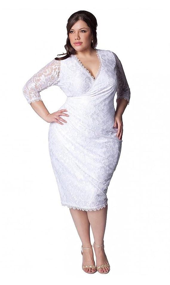 IGIGI Women's Plus Size Gisela Wedding Dress