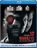 Cover art for  12 Monkeys [Blu-ray]