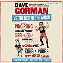 Dave Gorman Vs The Rest of the World (       UNABRIDGED) by Dave Gorman Narrated by Dave Gorman