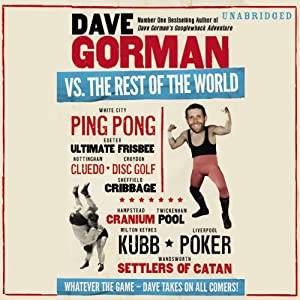 Dave Gorman Vs The Rest of the World Audiobook
