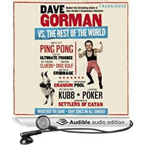 Dave Gorman Vs The Rest of the World (Unabridged)