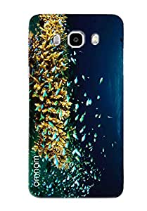 Omnam Inside Sea Aquarium Printed Designer Back Cover Case For Samsung Galaxy J5 (2016)