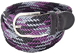 SFA Women's Belt (SFA0132, Multicolored, 34)