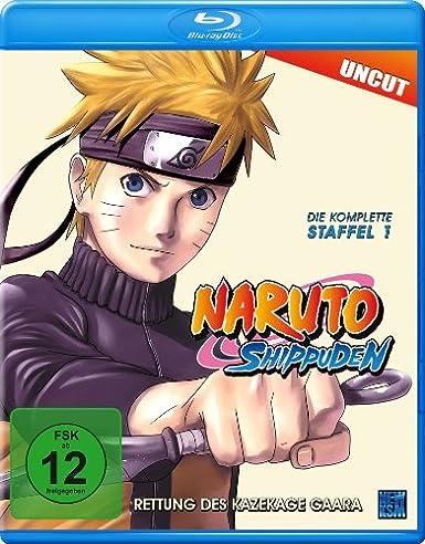 Naruto Shippuden, Volume 1 - Blu-ray