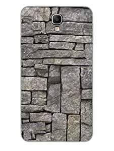 Stone Wall - Hard Back Case Cover for Samsung Note 3 - Superior Matte Finish - HD Printed Cases and Covers