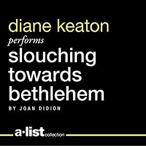 Slouching Towards Bethlehem | Livre audio