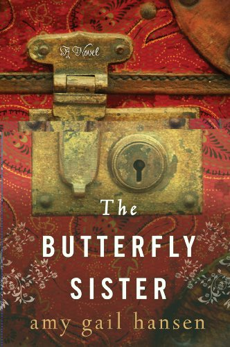 Save 73% today only on a moving Gothic tale that intertwines mystery, madness, betrayal, love, and literature – The Butterfly Sister: A Novel By Amy Gail Hansen