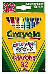 Crayola Color Crayons,32-count (3-Pack)