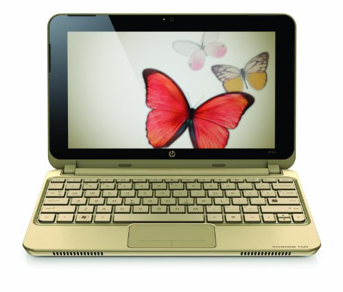 HP Mini 210-1099SE 10.1-Inch Vivienne Tam Edition Netbook - 4.25 Hours of Battery Life