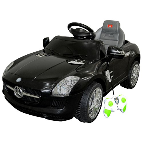 Costzon Mercedes Benz SLS Kids Ride On Car RC Battery Toy Vehicle w/MP3 (Benz Car For Kids compare prices)