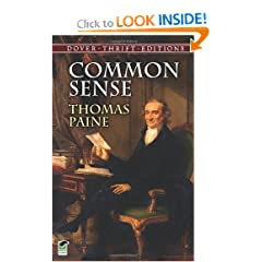 Common Sense (Dover Thrift Editions) by Thomas Paine