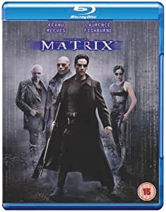 The Matrix [Blu-ray] [1999] [Region Free]