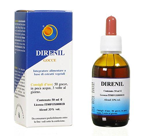 Direnil gocce lenitivo per le vie urinarie 50 ml