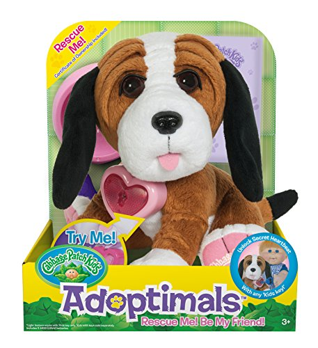 cabbage-patch-kids-adoptimals-basset-hound