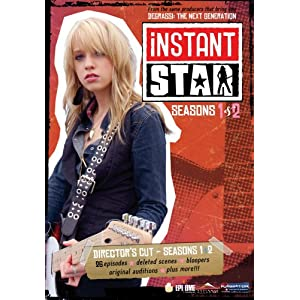 Instant Star: Seasons One and Two movie