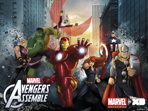 Amazon Com Marvel S Avengers Assemble Season 1 Amazon