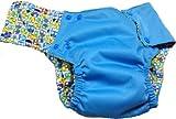 Kissa resistente al agua es 2T en el bolsillo de los pantalones de deporte para hombre, color azul y de fotos de beb�, para un reci�n nacido, de los ni�os, todos los colchones cambiadores de, sillita para beb�s para el