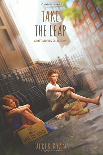 Take the Leap Short Stories Collection