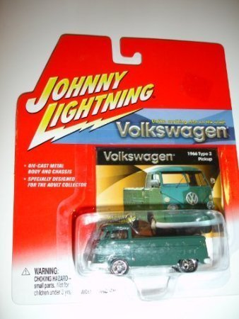 2002 Johnny Lightning 1966 Volkswagen Type 2 Pickup