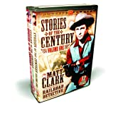 Matt Clark Railroad Detective - Stories Of The Century - Volumes 1-3 (3-DVD)