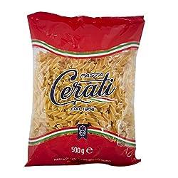 Cerati Durum Wheat Fusilli Pasta, 500G
