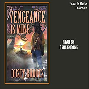Vengeance Is Mine Audiobook