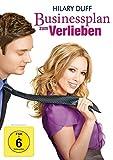 DVD Cover 'Businessplan zum Verlieben