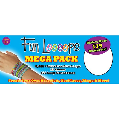 Cra-Z-Loom Fun Loooops Mega Pack