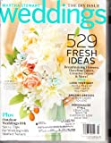 Martha Stewart Weddings Magazine Summer 2014
