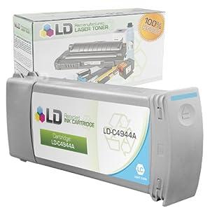 LD © Remanufactured Replacement Ink Cartridge for Hewlett Packard C4944A (HP 83) Light Cyan